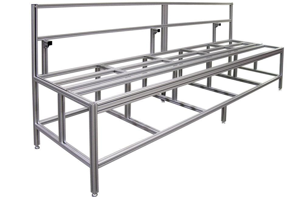 Custom Aluminum Extrusion Profiles