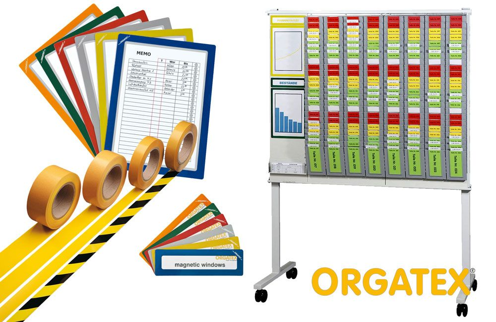 Visual Management Equipment