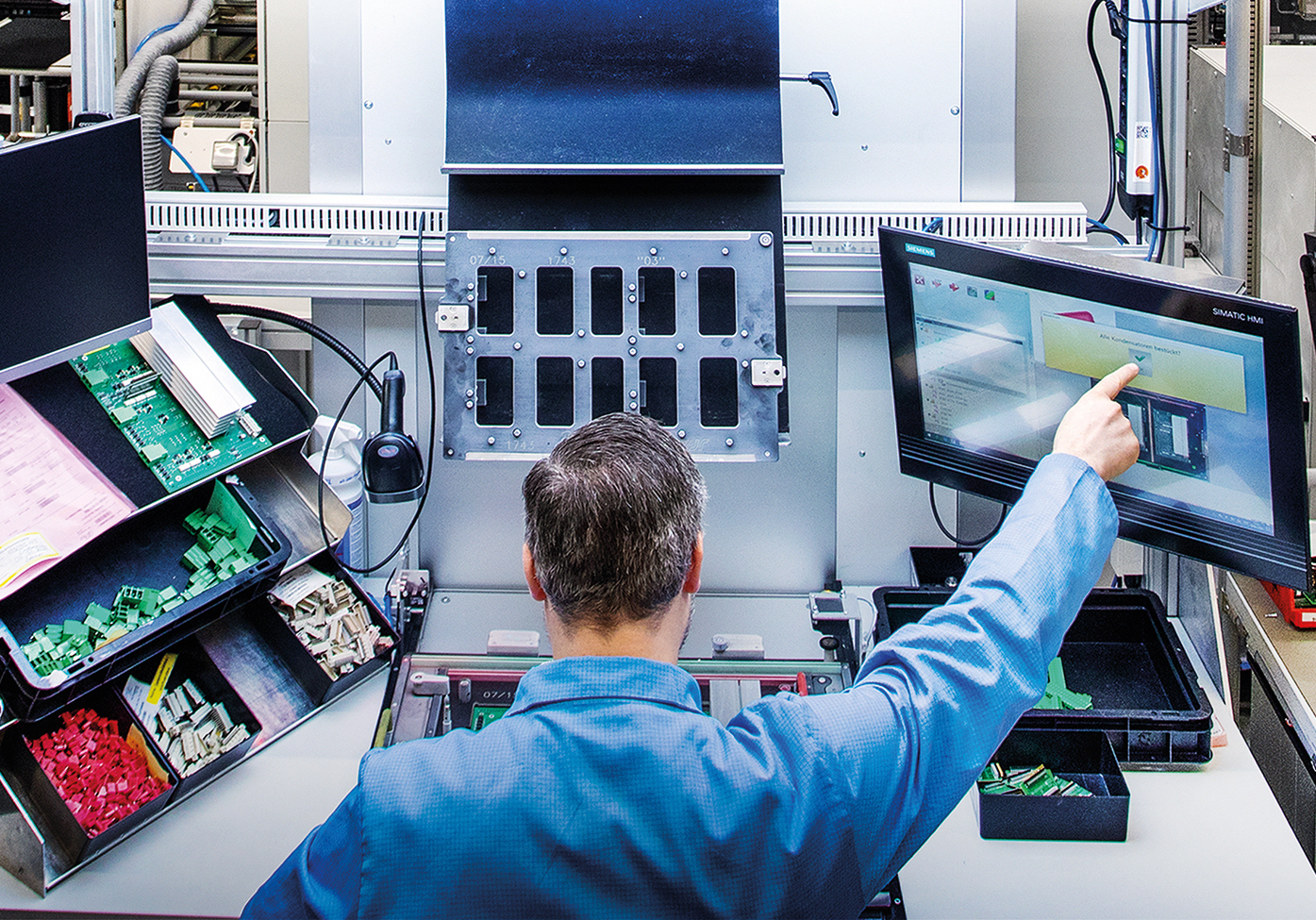 In our previous article, we discussed how Smart Klaus technology can be used for Assembly Assistance. In this entry, we'll examine how it can be used to improve the Final Inspection process.